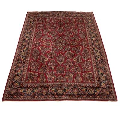 9' x 11'9 Machine Made Karastan Sarouk Style Room Sized Rug