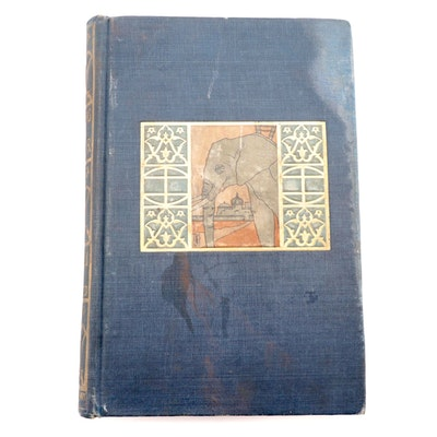 "First Edition, First State ""Following the Equator"" by Mark Twain, 1897"