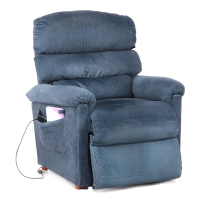 "La-Z-Boy ""Luxury Lift"" Upholstered Electric Lift and Reclining Armchair"