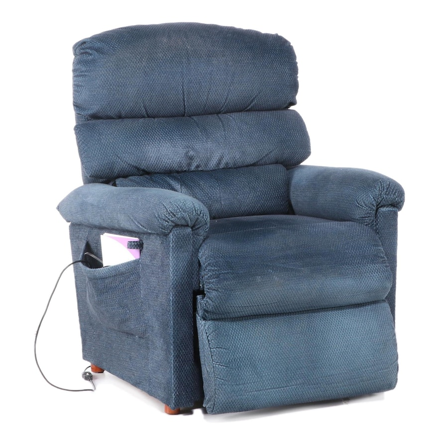 """La-Z-Boy """"Luxury Lift"""" Upholstered Electric Lift and Reclining Armchair"""