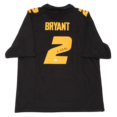 Kelly Bryant Signed NCAA Missouri Tigers Football Jersey, JSA COA