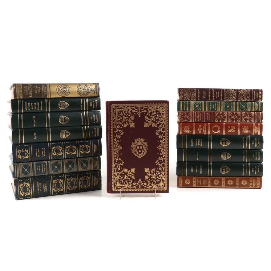 International Collector's Library and Harvard Classics Fiction and Nonfiction