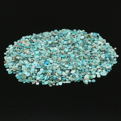 Loose Various Cut Turquoise Assortment