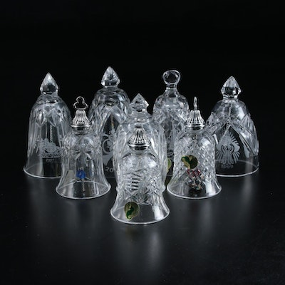 Waterford Crystal Annual Christmas Bells and Others