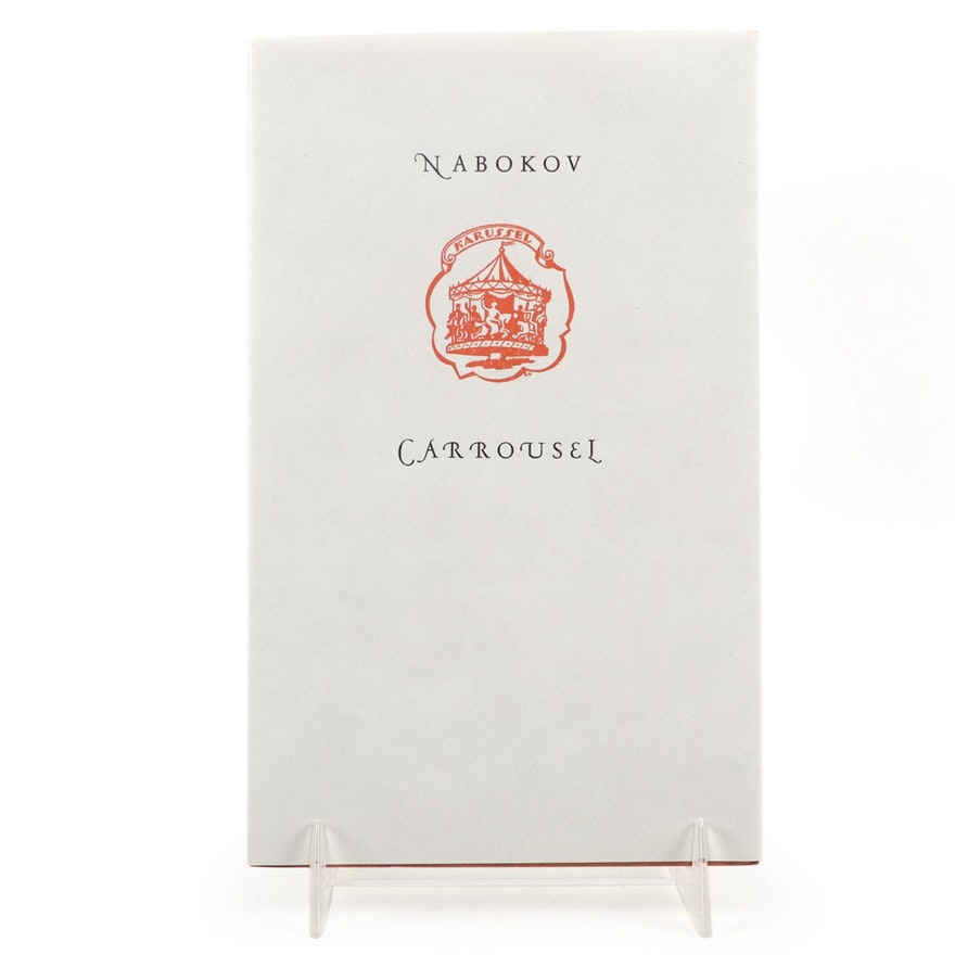 "Limited Edition ""Carrousel"" by Vladimir Nabokov, 1987"
