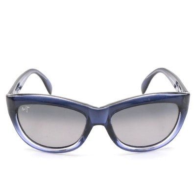 Maui Jim MJ260 Kanani Sunglasses with Vera Bradley Case in Katalina Pink
