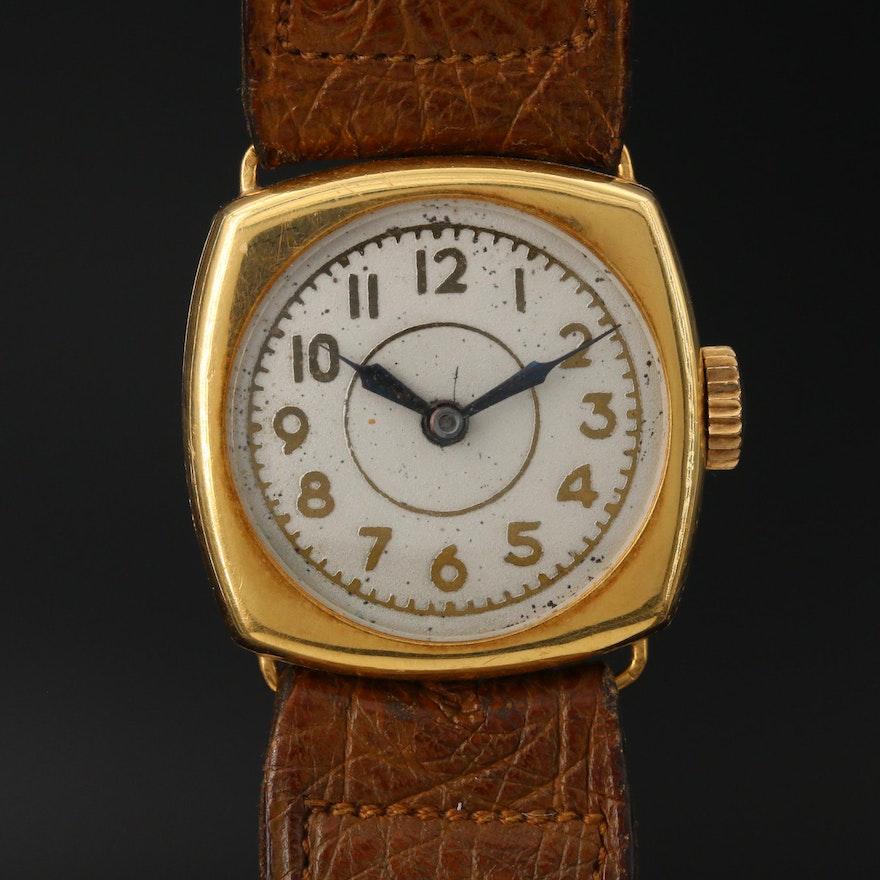 18K Mechanical Wristwatch