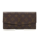 Louis Vuitton Porte-Monnaie Pochette in Monogram Canvas
