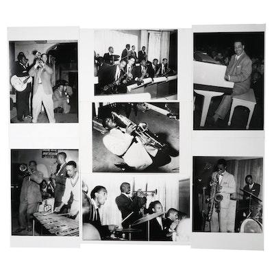 Halftones of Duke Ellington and Other Musicians, 21st Century