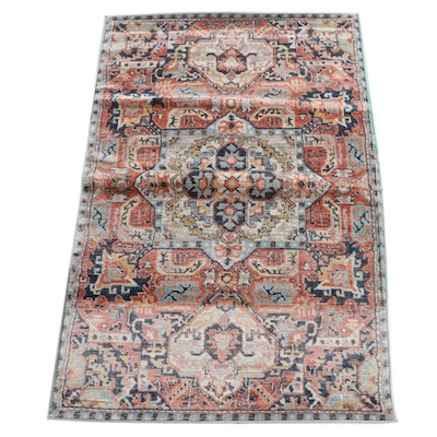 "4'0 x 6'0 Machine Made Home Depot Home Decorators Collection ""Cadence"" Area Rug"