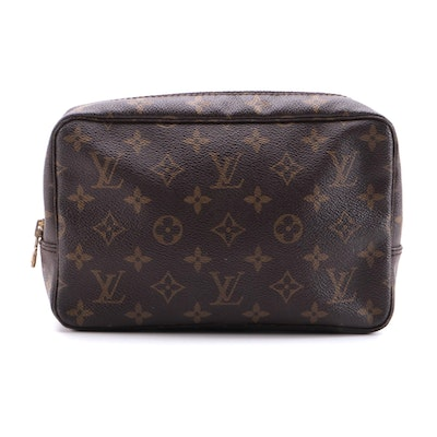 Louis Vuitton Trousse Toilette in Monogram Canvas
