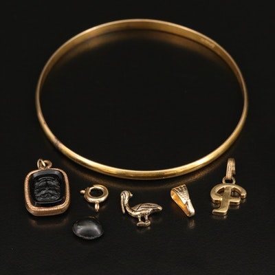 Danecraft Gold Filled Bangle and More