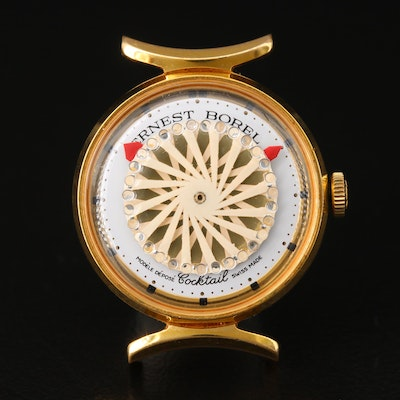 Ernest Borel Cocktail Wristwatch