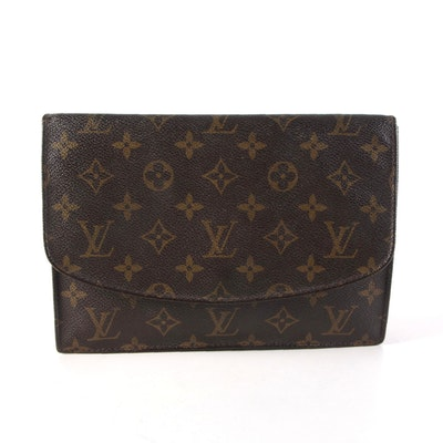 Louis Vuitton Pochette Rabat 23 in Monogram Canvas