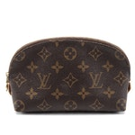 Louis Vuitton Cosmetic Bag in Monogram Canvas