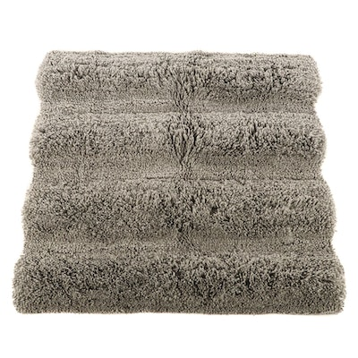 Mar Silver Design Modern Wool Carved Pile Wall Hanging or Area Rug, 21st Century