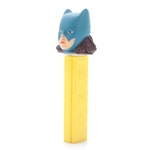 "PEZ ""Batgirl"" Soft Head Candy Dispenser with No Feet, 1970s"
