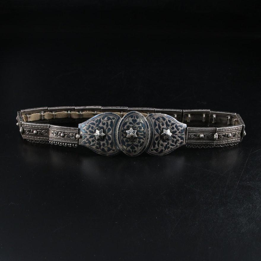 Russian 800 Silver Belt