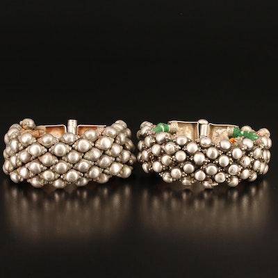 Rajasthani Region Gajre Style Bracelets