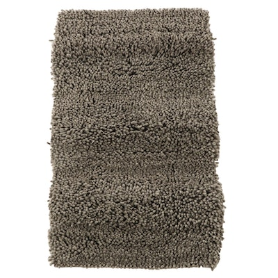 Mar Silver Design Modern Wool Carved Pile Wall Hanging or Rug, 21st Century