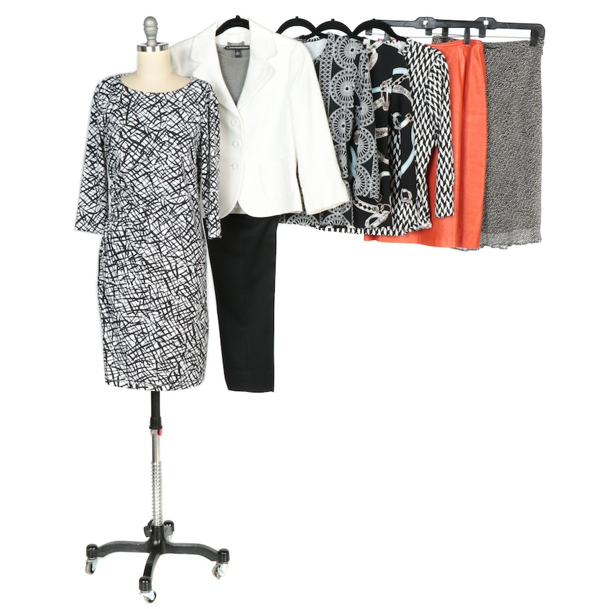 Bonnie Cashin for Sills, J. McLaughlin, Ann Taylor and Other Separates