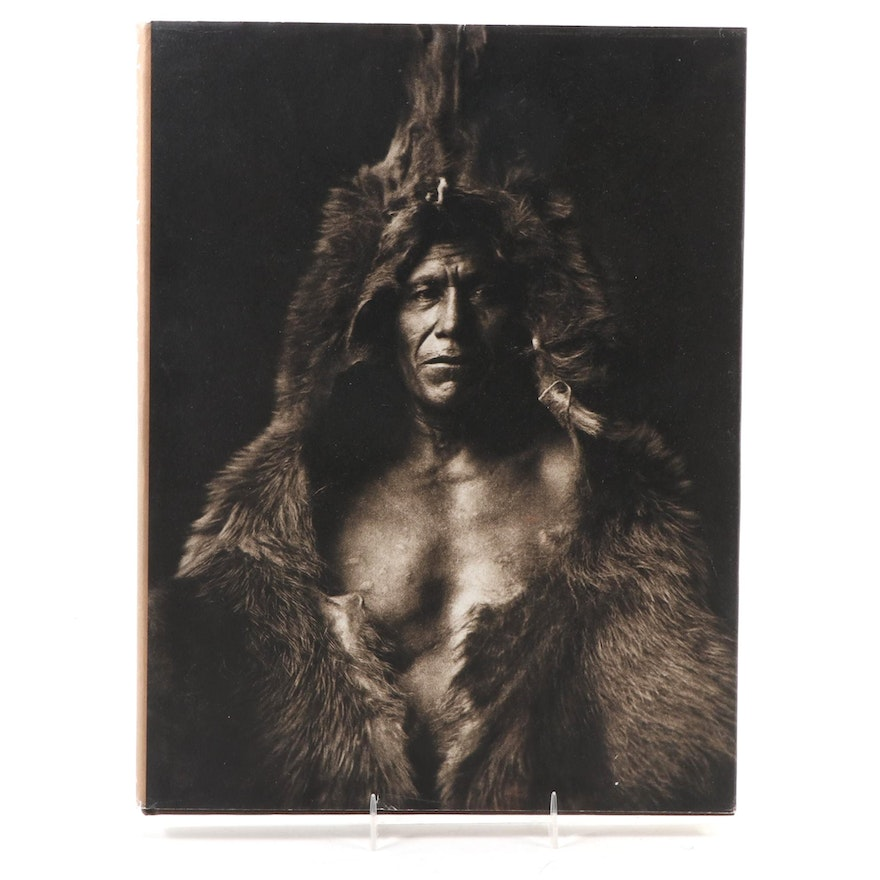 "First Edition ""Native Nations: First Americans as Seen by Edward S. Curtis"""