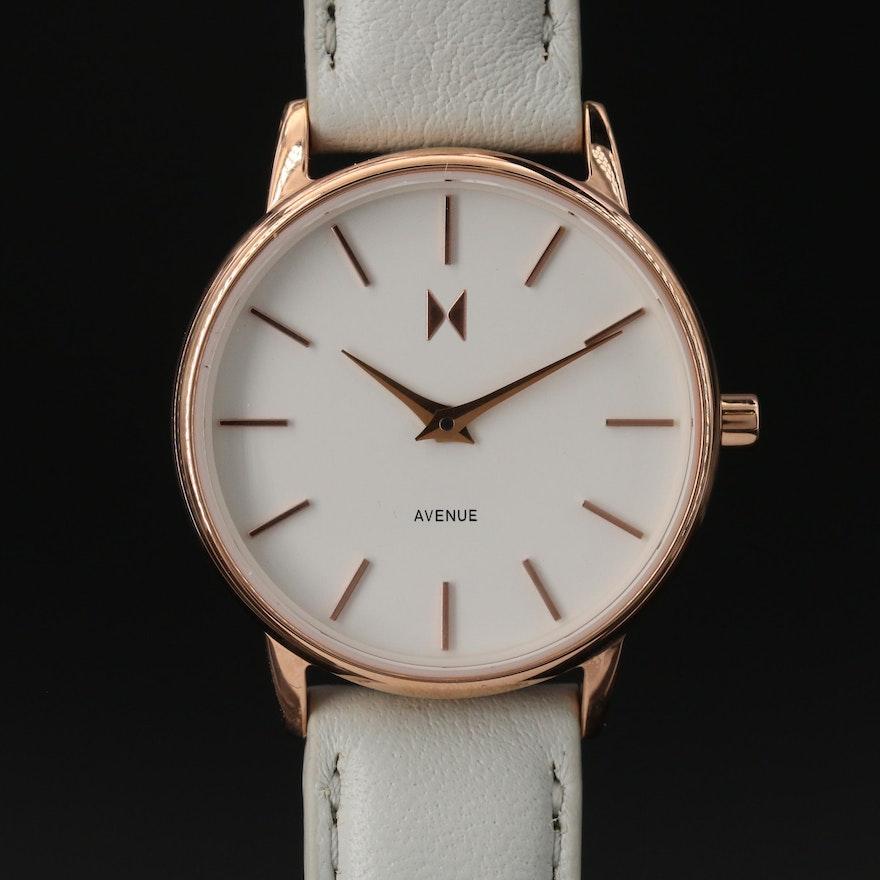 MVMT Florence Stainless Steel Quartz Wristwatch