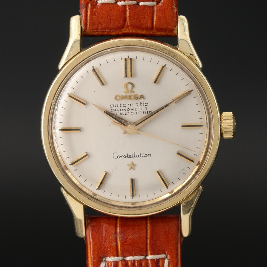 Omega Constellation Automatic Wristwatch