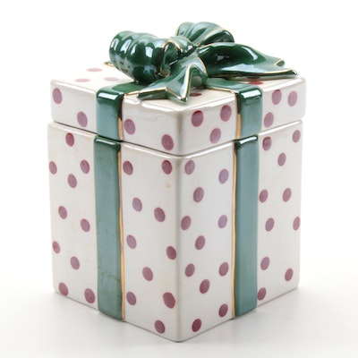 "Waterford ""Holiday Heirloom"" Porcelain Gift Box"