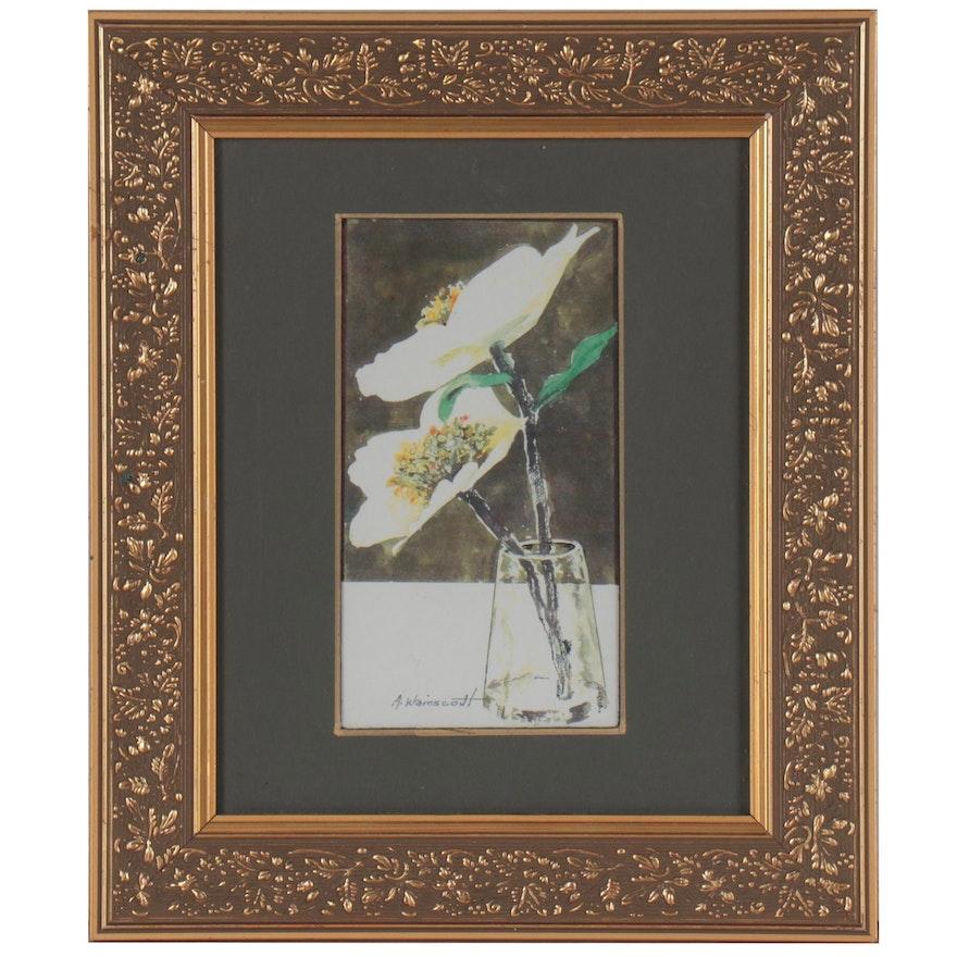 Offset Lithograph after Anne Wainscott