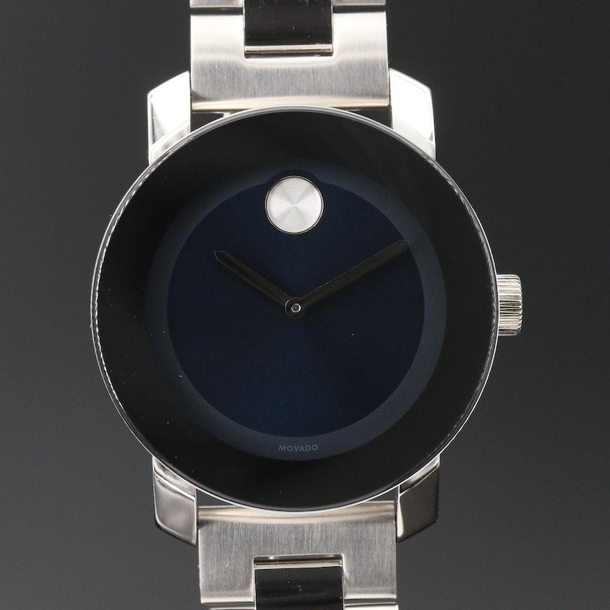Swiss Movado Bold Metals Wristwatch