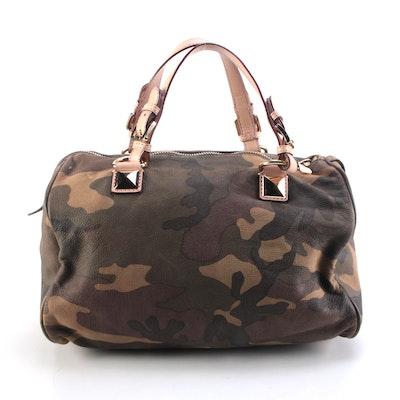 MICHAEL Michael Kors Grayson Handbag in Camo