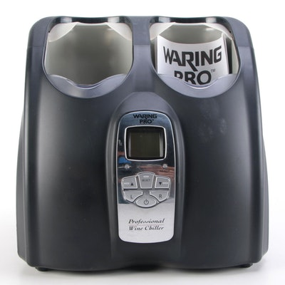 Waring Pro Professional Double Wine Chiller/Warmer