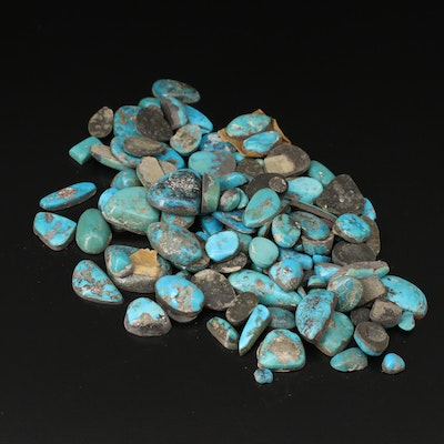 Loose Turquoise Cabochons