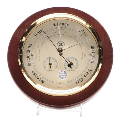 Bey-Berk International Desk Barometer