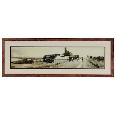 Digital Photograph of 1915 GreenBrier Distillery, 21st Century