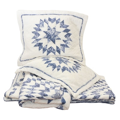 American Folk Art Museum Collection Twin Quilts and Shams