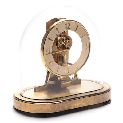 Kieninger & Obergfell Kundo Anniversary Clock, Mid/Late 20th Century