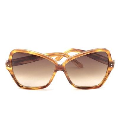 Celine CL400641 Butterfly Acetate Sunglasses