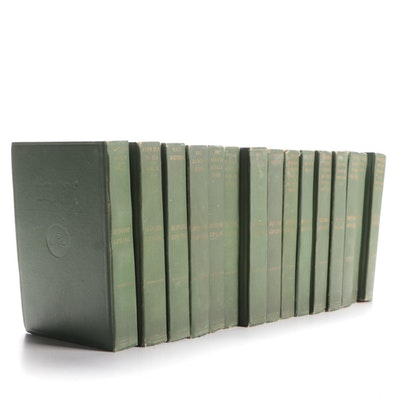 """The Works of Rudyard Kipling"" Multivolume Set, 1899"
