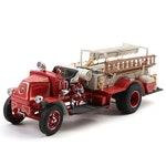 Danbury Mint 1926 Mack AC Rotary Fire Truck Pumper in Original Packaging, 1995