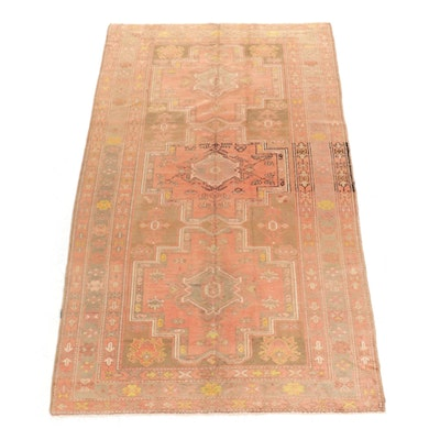 5'4 x 9'2 Hand-Knotted Area Rug