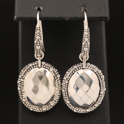 Michael Dawkins Sterling Earrings
