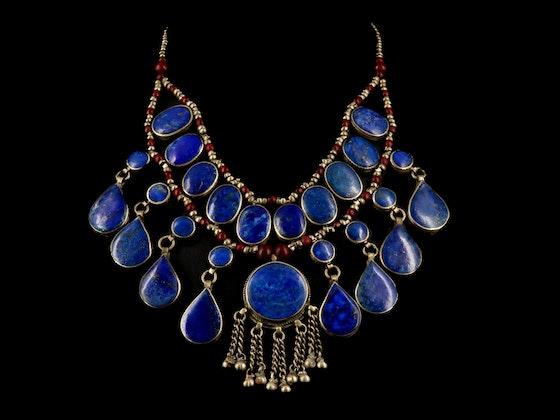 Eastern Inspired; Vintage Kimonos & Ethnic Jewelry
