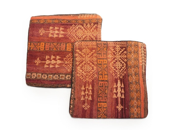 Kilim Rugs and Pillow Covers