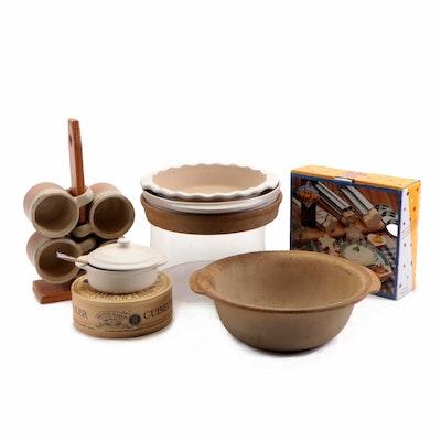 Rodolfo Padilla Pottery Mugs, Stoneware and Other Baking Accessories