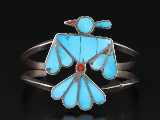 Western Art, Décor & Turquoise Jewelry