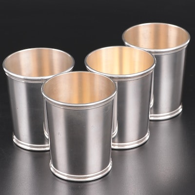 Mark J. Scearce Lyndon B. Johnson Presidential Sterling Julep Cups, 1963–1969