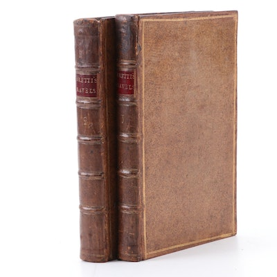 """""""An Account of the Manners and Customs of Italy,"""" Second Edition, 1769"""