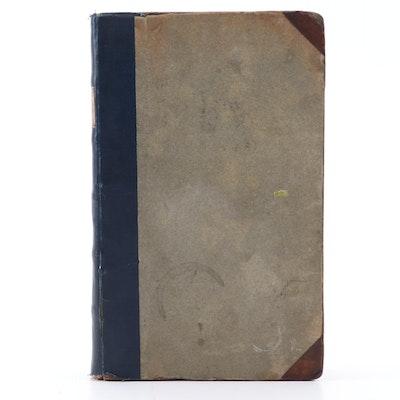 """""""Hortus Gramineus Woburnensis,"""" George Sinclair, 1824"""